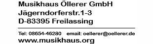Musikhaus Oellerer