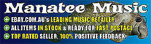 MANATEE MUSIC QUALITY DISCOUNT CDs