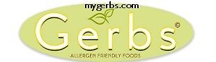 Gerbs Allergen Friendly Foods