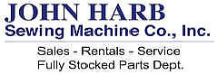 John Harb Sewing Machine Co INC