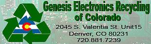 Genesis Electronics Recycling