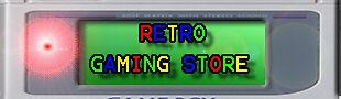 Retro Gaming Store