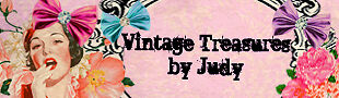 VINTAGE TREASURES BY JUDY