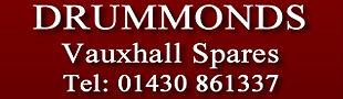 Drummonds Vauxhall Spares