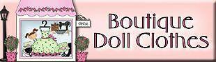 Boutique Doll Clothes