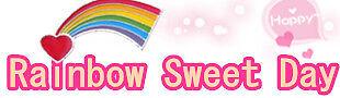 Rainbow Sweet Day