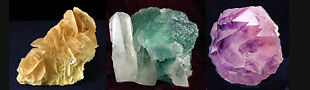 Globe Minerals and Crystals