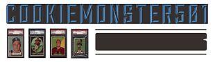 Cookiemonster501 Sportscards