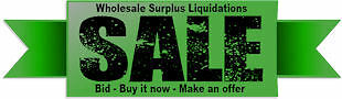 Wholesale Surplus Liquidations