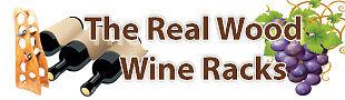 The Real Wood Wine Racks