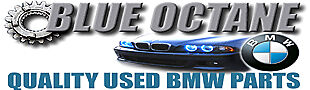 Blue Octane BMW