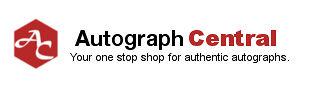 Autograph Central UK