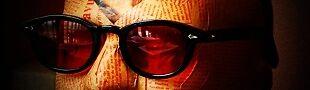 Red Circle Eyewear