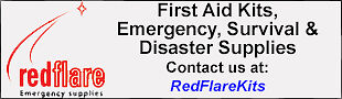 Red Flare Emergency Supplies