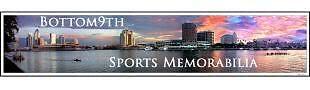 Bottom9th Sports Memorabilia