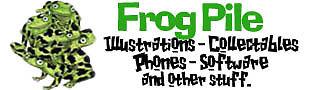 Frog-Pile-Gadgets/Stuff'n'info