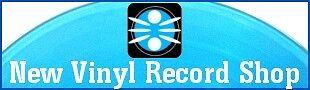 New Vinyl Record Shop