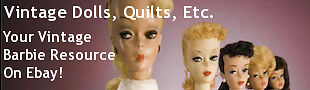 Vintage Dolls Quilts Etc