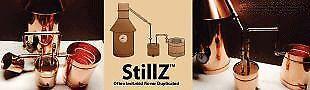 StillzStore Copper Moonshine Stills