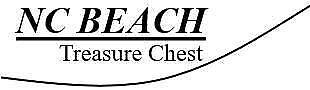 NC Beach Treasure Chest