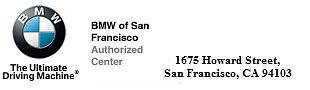 BMW Of San Francisco