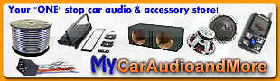 My Car Audio And More