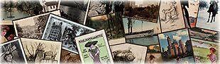 Ragbutter Postcards