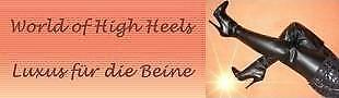 High Heels Luxus für die Beine
