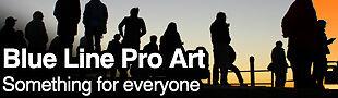 Blue Line Pro Art