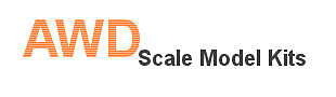 AWD Scale Model Kits