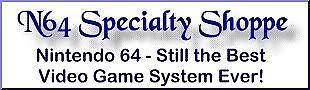 N64 Specialty Shoppe