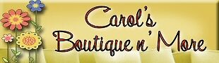 Carol's Boutique n More