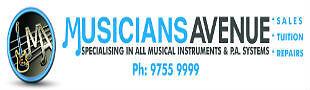 Musicians Avenue Online