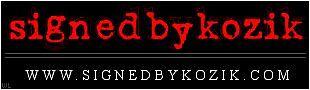 SignedByKozik