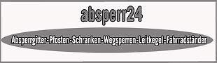 absperr24 Wegsperren Absperrpfosten