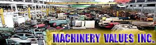 Machinery Values