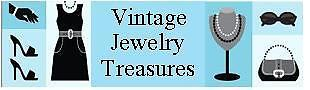 VINTAGE JEWELRY TREASURES
