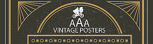 AAA Vintage Posters