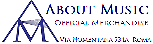 ABOUT MUSIC Official Merchandise