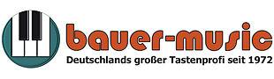 Bauer-Music - Ihr Tastenprofi