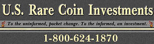U.S Rare Coin Investments
