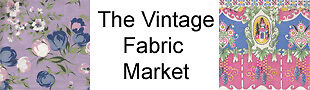 THE VINTAGE FABRIC MARKET