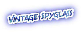 Vintage Spyglass