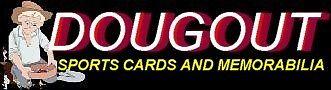 DOUGOUT Sport cards and memorabilia