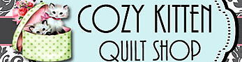 COZY KITTEN QUILT SHOP