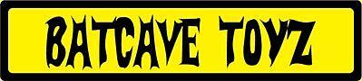 Batcave Toyz