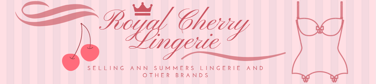 Royal Cherry Lingerie