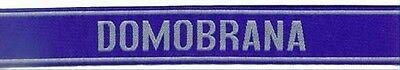 Slovak WW2 Cuff Title Domobrana copy