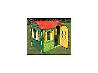 Little Tykes Country Cottage Everygreen Playhouse / Wendy House
