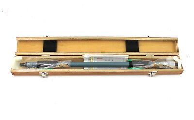 Mitutoyo 133-160 Tubular Vernier Inside Micrometer 475-500mm Range 0.01mm Grad